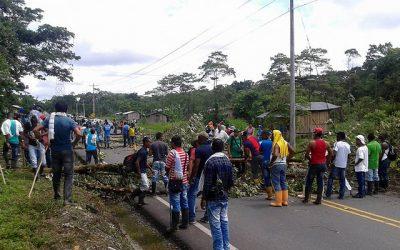 Lo que ocurre en Tumaco puede ocurrir en 10 municipios